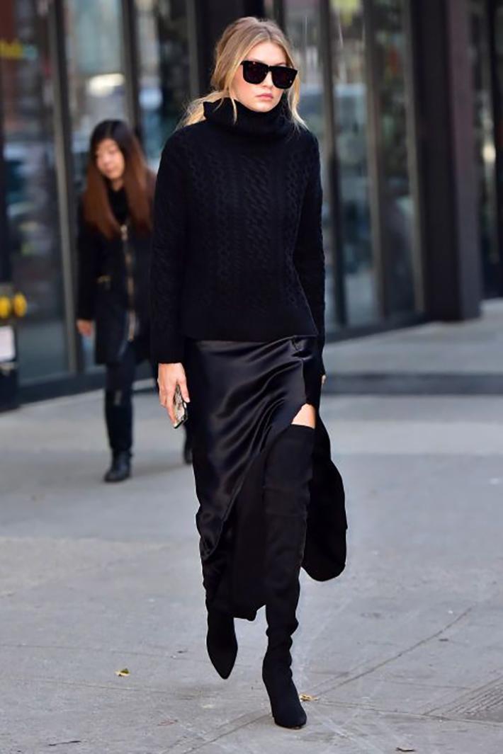 Gigi Hadid Style Fashion Street style2