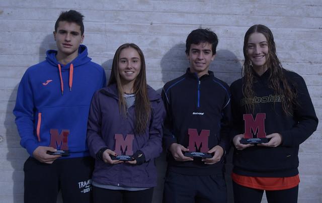 Marca Jovenes Promesas, Madrid - Ciudad de la Raqueta 2016