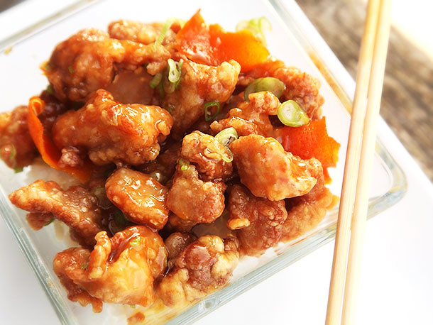 Traditional Chinese Chicken