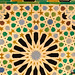 Islamic mosaic, Metropolitan Museum of Art, New York City by InSapphoWeTrust