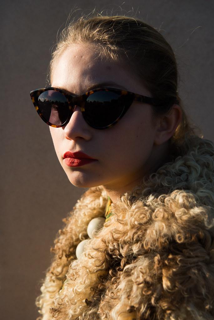 Тави Гевинсон — Фотосессия для «The Coveteur» 2014 – 6