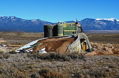 Earthship Biotecture Tres Piedras, New Mexico (9)