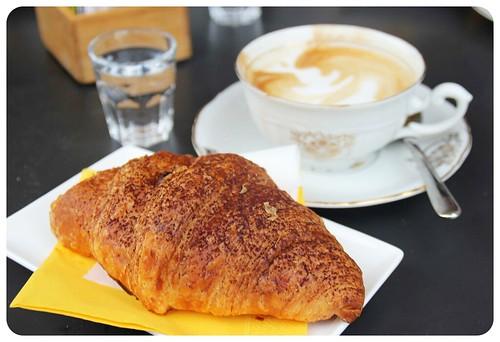 milan breakfast