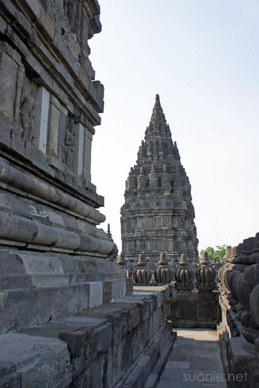 Prambanan, Yogyakarta - around Candi Prambanan