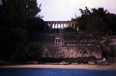 Bahamas 1988 (281) Paradise Island: Versailler Garten und Kloster