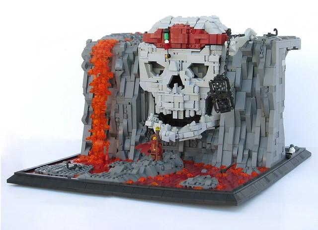 Greye Cliff Fortress