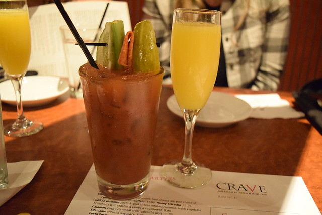 Crave Brunch