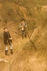 Gold rush Scout camp 1989 - Mark Cooper [r]