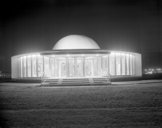Queen Elizabeth II Planetarium, Edmonton