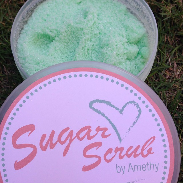 Sugar Scrub by Amethy