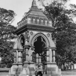Frazer Fountain 1954. Courtesy City of Sydney Archives.