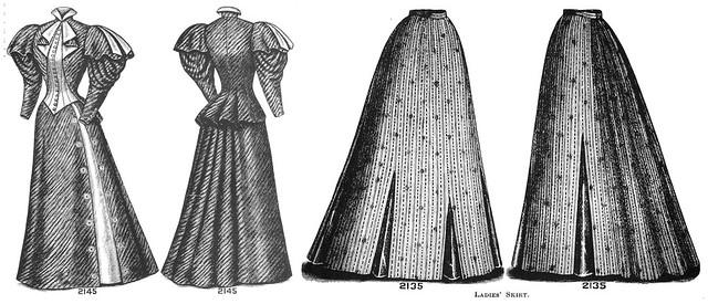 The Ladies Standard Magazine, avril 1894