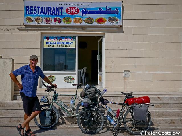 Meeting Wolfgang in Ash Shuaymiyyah