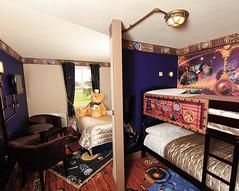 Moon Voyage Room