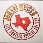 Johnny Winter Live Bootleg Special Edition on Limited Edition Colored 180g LP