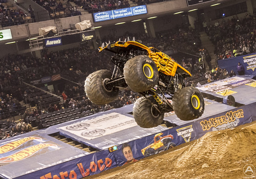 Monster Jam At Royal Farms Arena In Baltimore