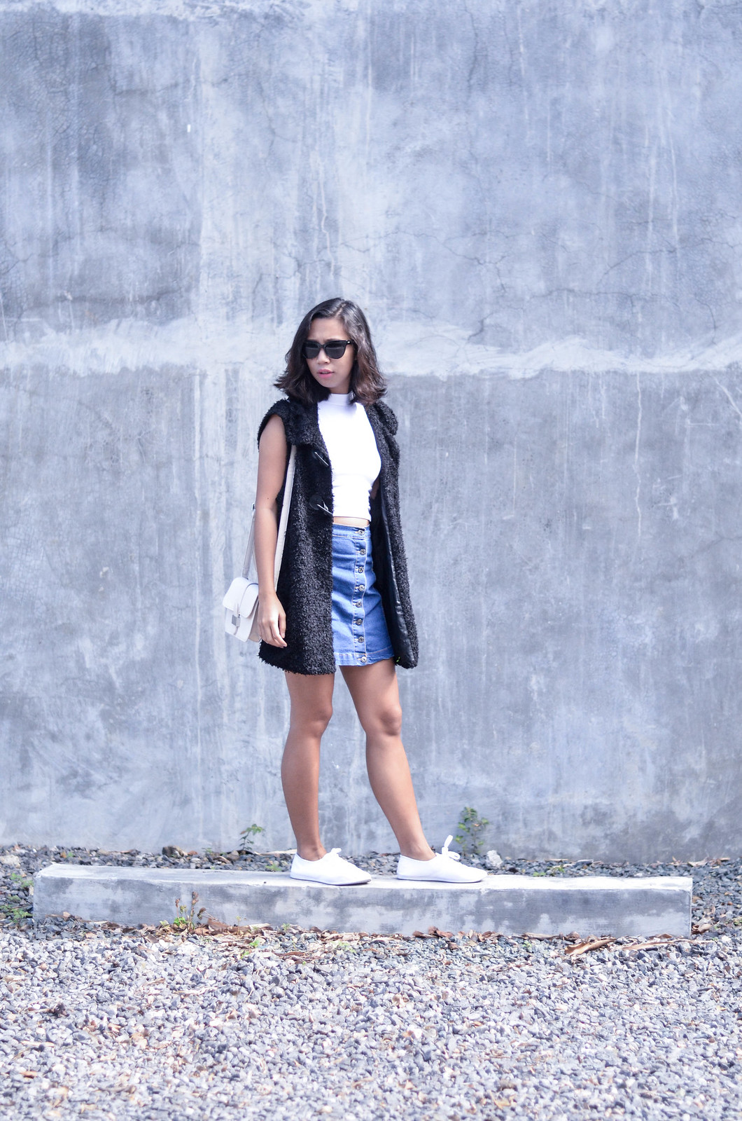 style fur vest