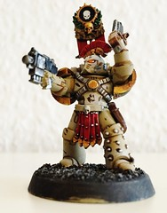 Death Guard seargant