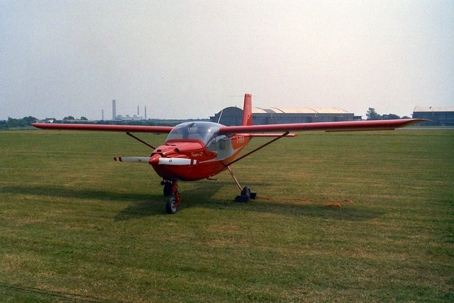 G-BNHB ARV-1 Super 2