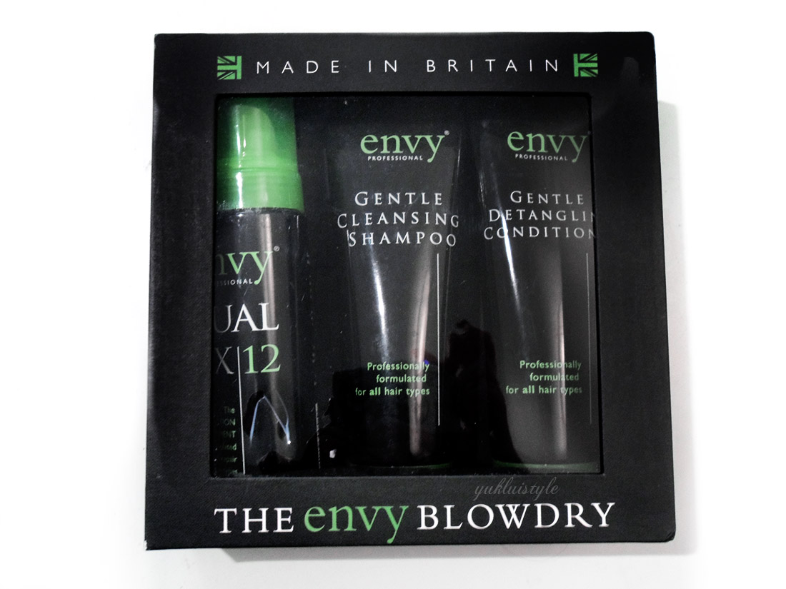 The Envy Blowdry Set review