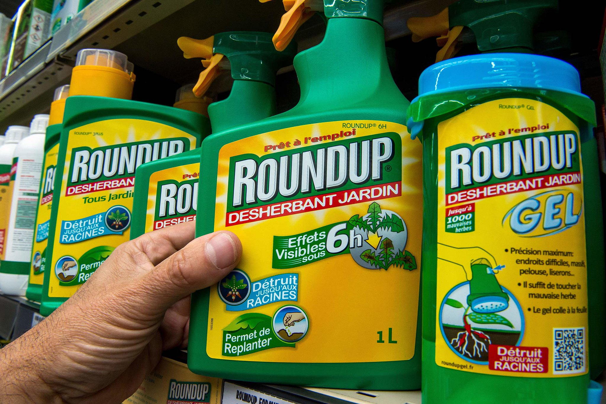 business: It's been a tough year for glyphosate, the world's most popular weedkiller https://t.co/Mqo5LasmeR https://t.co/hfVMroXBN8