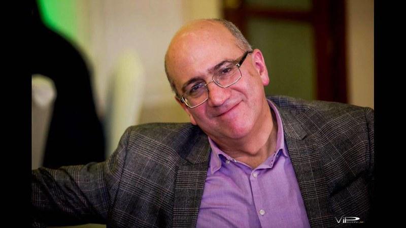 Արամ Աբրահամյան,  2016թ., լուսանկարի հեղինակ՝ Գագիկ Սարատիկյան