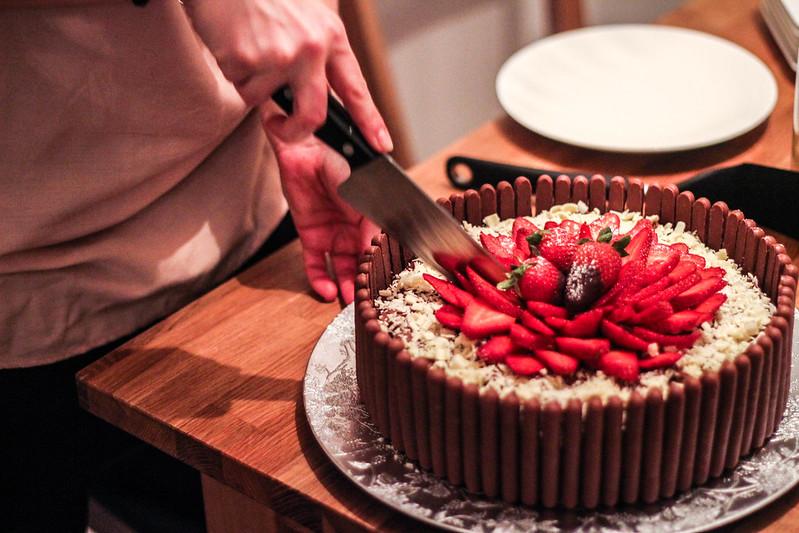Carins födelsedagsfest