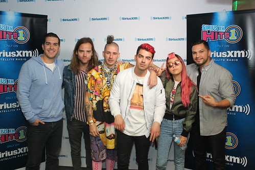 DNCE with Covino & RIch