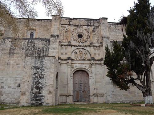 Coixtlahuaca - Templo y Ex-convento de San Juan Bautista - 2