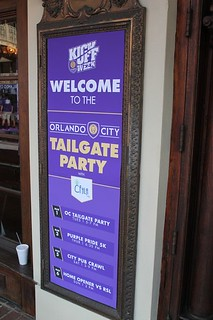 2016 Orlando City Kickoff Tailgate Party