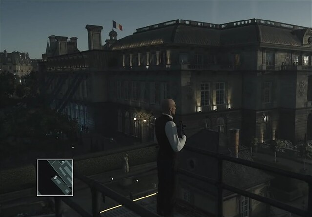 Hitman: Showstopper di Parigi