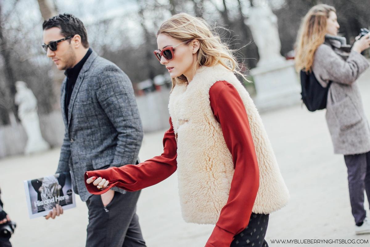PFW-Paris-fashion-week-streetstyle-fall-2016-olvidia-palermo-fur-vest-myblueberrynightsblog