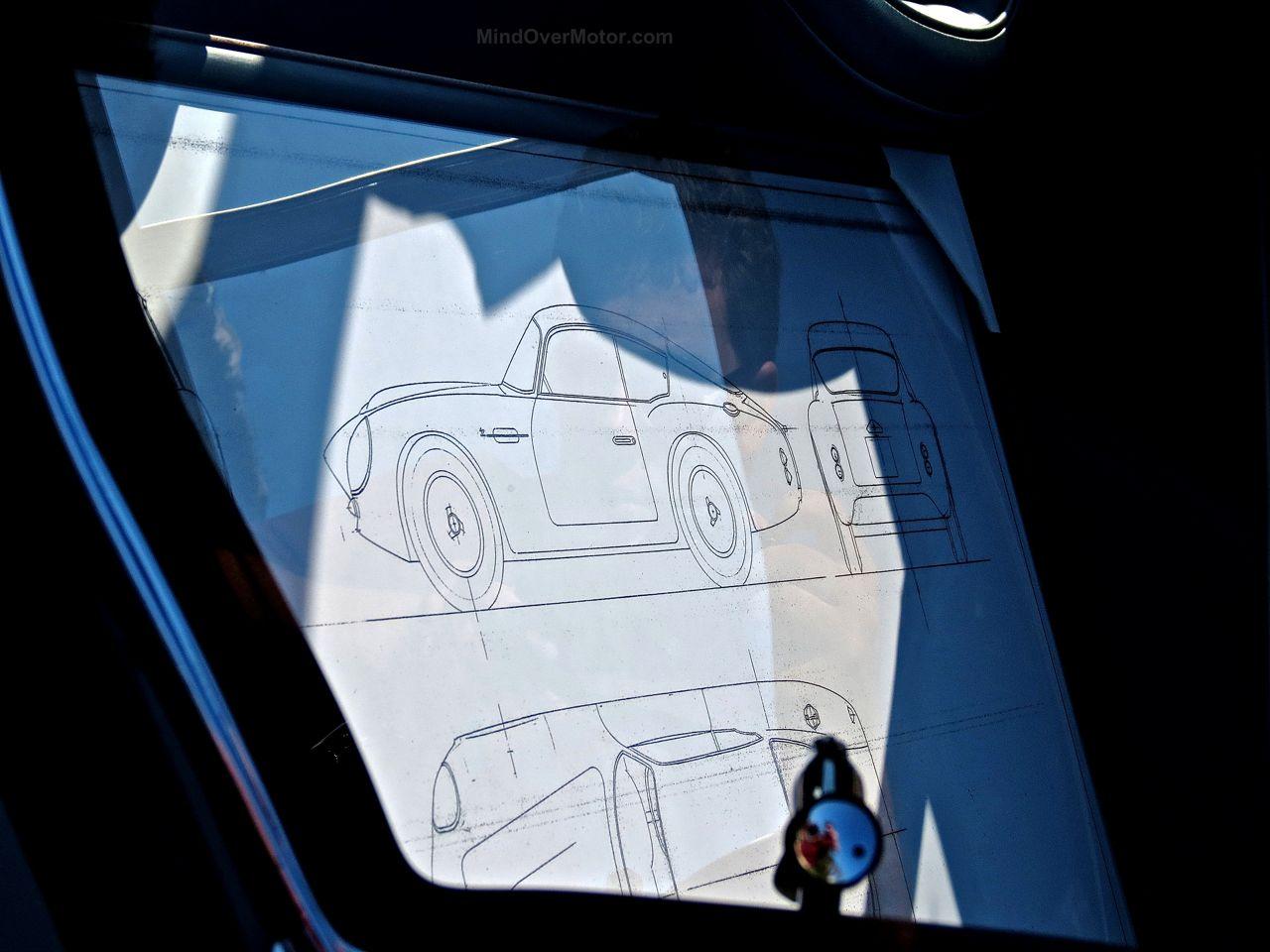 Aston Martin DB4 GT Zagato Amelia Island 12