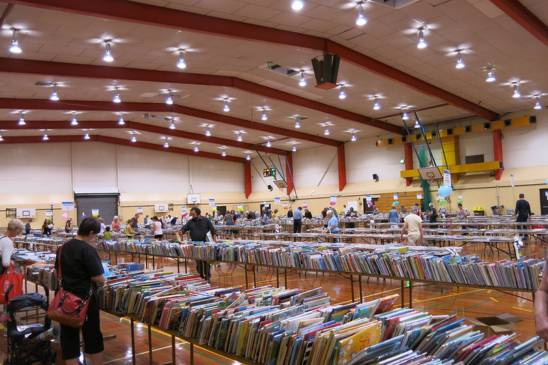 Big Bargain Book Sale