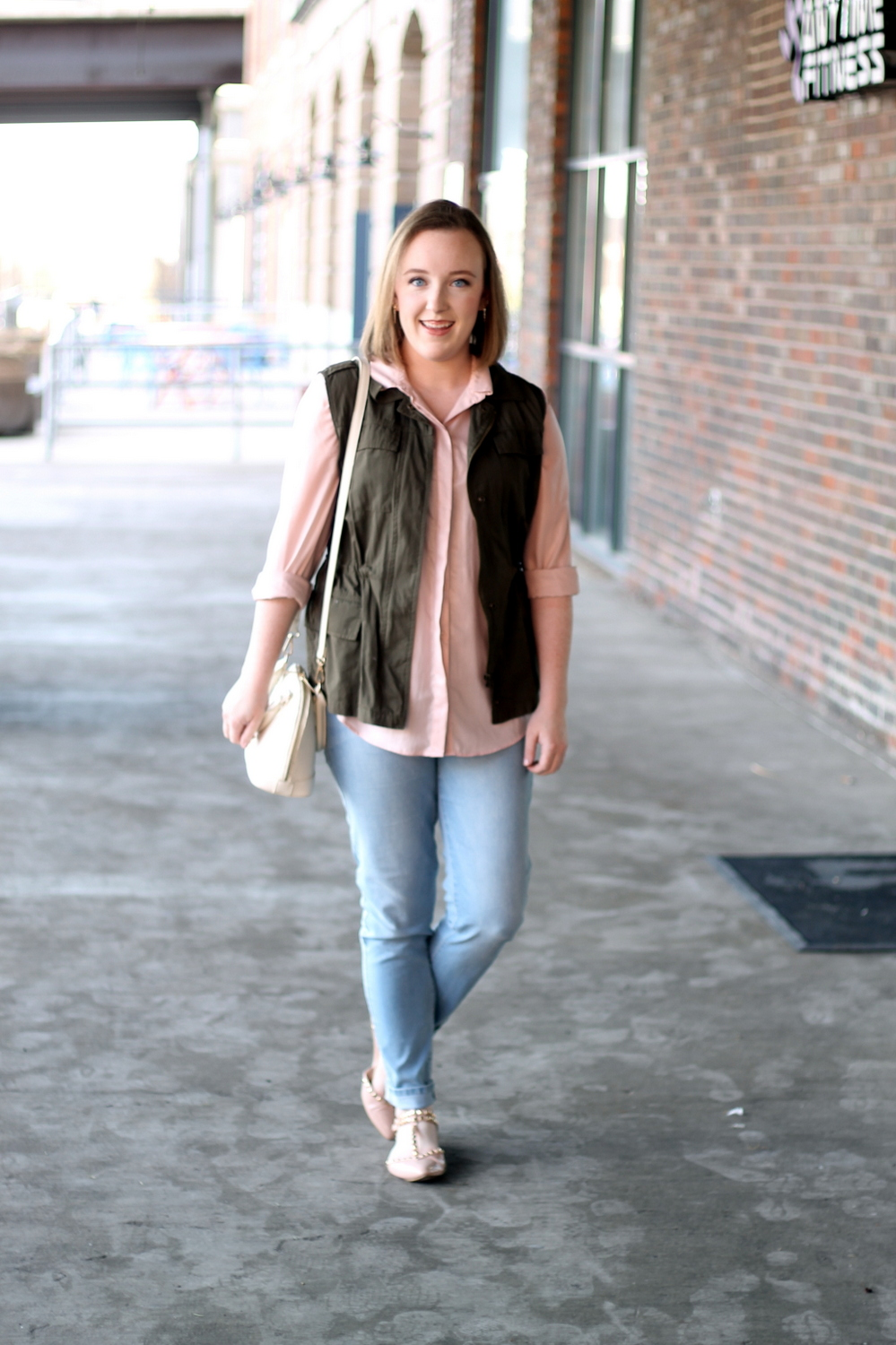 Blush and Olive   Re-Mix-Her