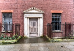 HENRIETTA STREET ON A REALLY WET DAY IN APRIL [MY NEW ZEISS BATIS 25mm LENS ARRIVED THIS MORNING]--113559