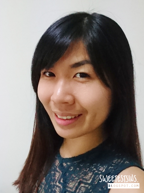 singapore beauty blogger patricia tee no makeup bare skin