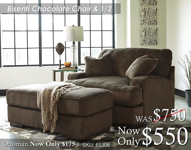 Bisenti Chocolate Chair 1-2