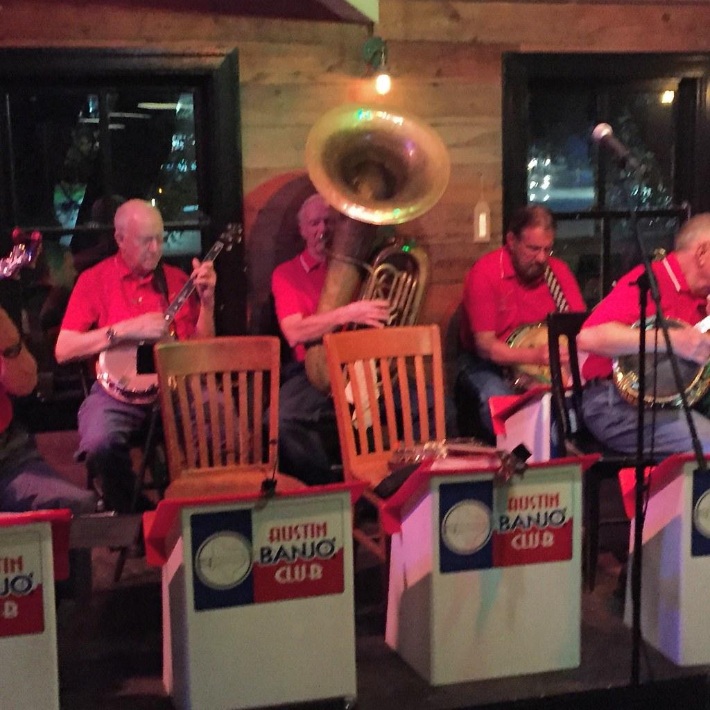 Austin Banjo Band