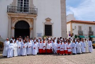 Dia Diocesano do Acólito 2016