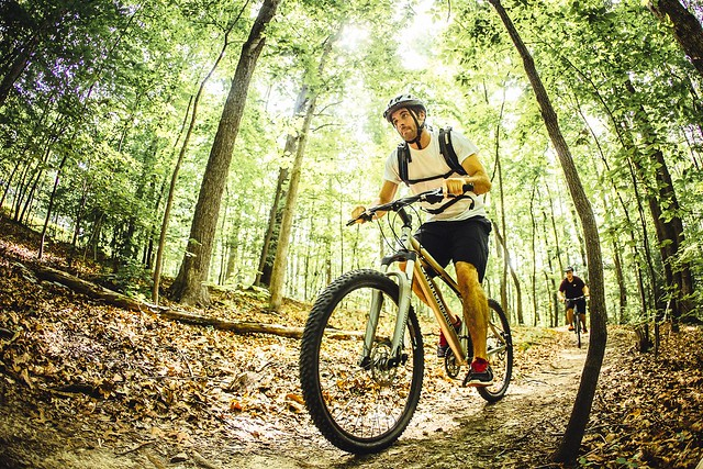 Mountain Biking - Explore Park