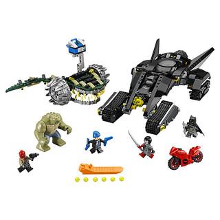 LEGO DC Comics Super Heroes 76055 Batman Killer Croc Sewer Smash