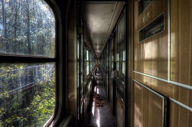 Thank you for traveling with Deutsche Reichsbahn