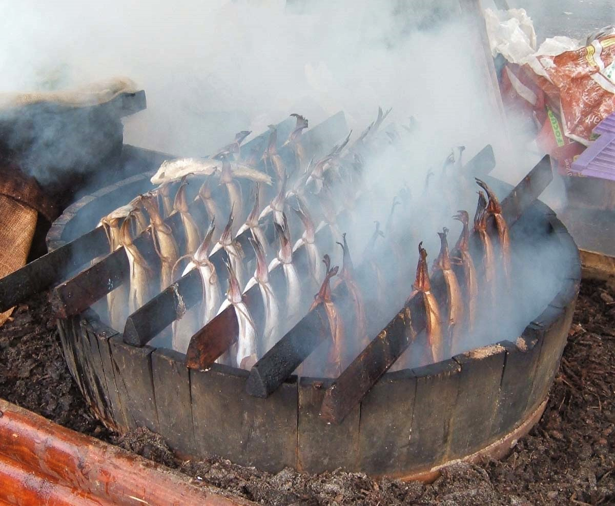 Arbroath smokie. Credit Katherine, flickr