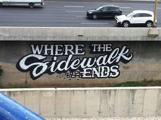 Where the sidewalk ends | by SkyWookiee