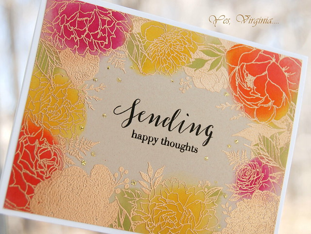 sening happy thoughts