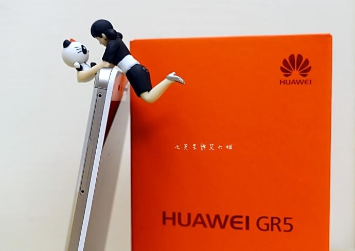 49 HUAWEI GR5 一指多用 接電話、拍照 錄影、停止鬧鐘、快速啟動拍照