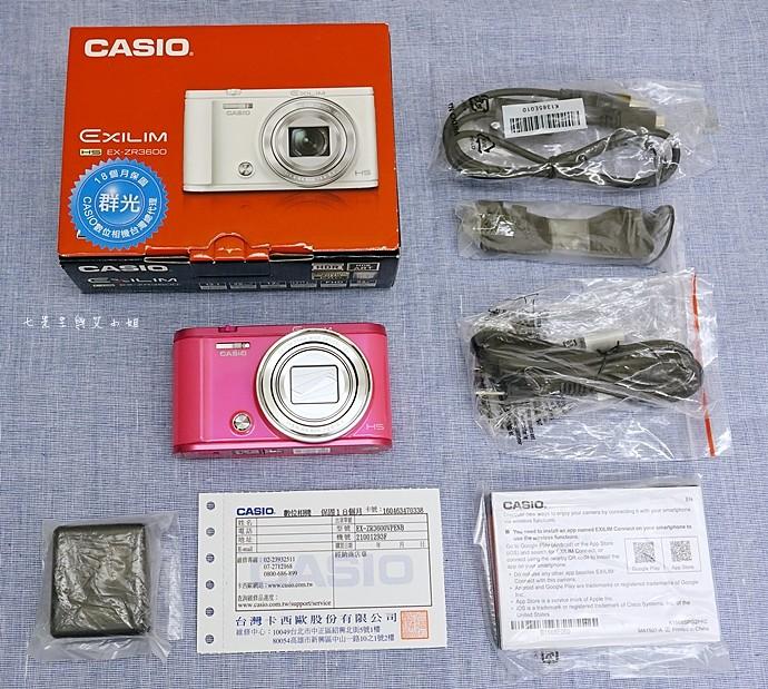 3 CASIO EX-ZR3600 自拍神器