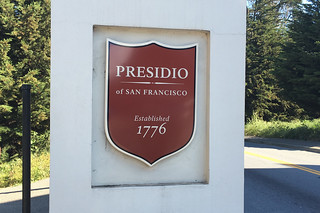Presidio Trail Run - The Presidio
