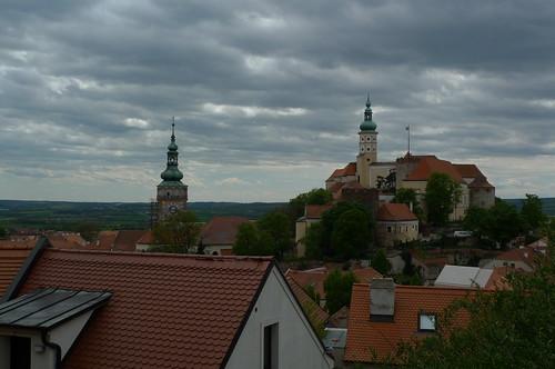 Mikulov, South Moravia, Czech